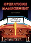 Operations Management, 8/e [book cover]