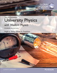 University Physics with Modern Physics, Global Edition, 14/e [book cover]