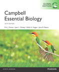 Campbell Essential Biology, Global Edition, 6/e [book cover]