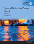 Essential University Physics: Volume 2, Global Edition, 3/e [book cover]