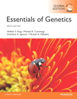 Essentials of Genetics, Global Edition, 9/e [book cover]