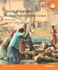 Human Geography: Places and Regions in Global Context: International Edition, 7/e [book cover]