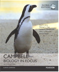 Campbell Biology in Focus, Global Edition, 2/e [book cover]