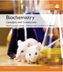 Biochemistry: Concepts and Connections, Global Edition, 1/e [book cover]