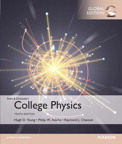 College Physics, Global Edition, 10/e [book cover]