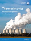 Thermodynamics: An Interactive Approach, Global Edition, 1/e [book cover]