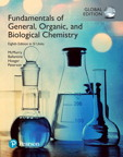 Fundamentals of General, Organic, and Biological Chemistry, Global Edition, 8/e [book cover]