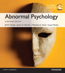 Abnormal Psychology, Global Edition, 17/e [book cover]