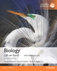 Biology: Life on Earth with Physiology, Global Edition, 11/e [book cover]