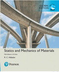 Statics and Mechanics of Materials in SI Units, 5/e [book cover]