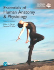 Essentials of Human Anatomy & Physiology, Global Edition, 12/e [book cover]
