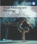 Visual Anatomy & Physiology, Global Edition, 3/e [book cover]
