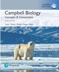 Campbell Biology: Concepts & Connections, Global Edition, 9/e [book cover]