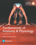 Fundamentals of Anatomy & Physiology, Global Edition, 11/e [book cover]