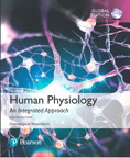 Human Physiology: An Integrated Approach, Global Edition, 8/e [book cover]