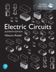 Electric Circuits, Global Edition, 11/e [book cover]