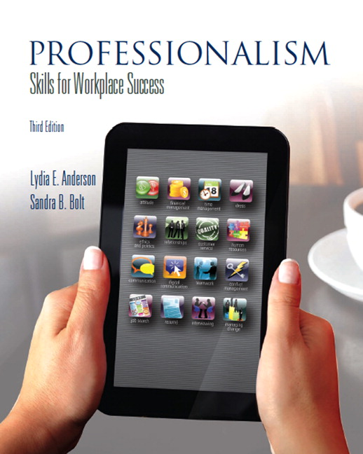 Professionalism: Skills for
