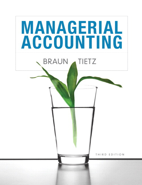 managerial accounting for managers free download
