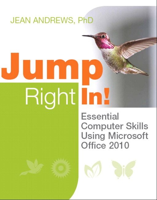 myitlab with Pearson eText -- Access Code -- for Jump Right In [Office 2010] Pearson Education