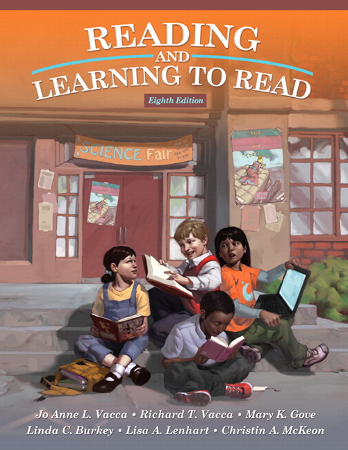 Reading and Learning to Read Plus NEW MyEducationLab with Pearson eText -- Access Card Package (8th Edition) Jo Anne L. Vacca, Richard T. Vacca, Mary K. Gove and Linda C. Burkey