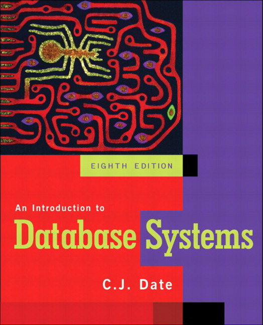 Introduction to Data Base Systems C.J. Date
