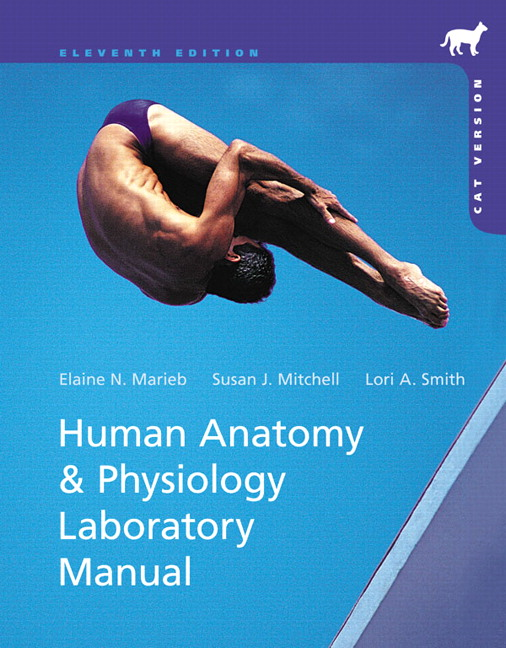 product image for Human Anatomy & Physiology Laboratory Manual, Cat Version