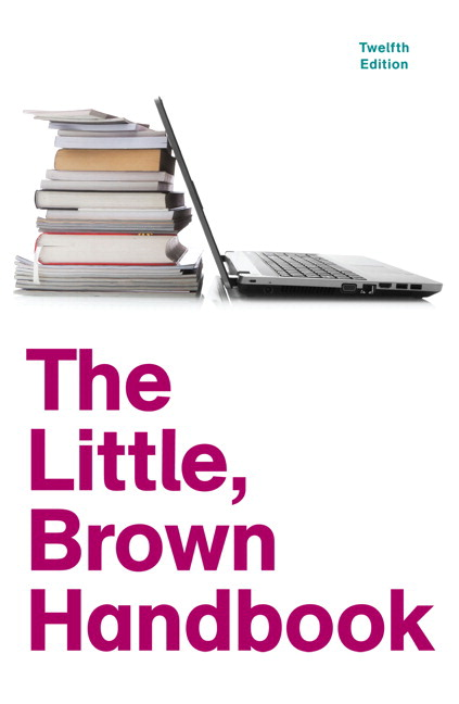 Little, Brown Handbook, The, with NEW MyCompLab with eText -- Access Card Package (12th Edition) H. Ramsey Fowler and Jane E. Aaron