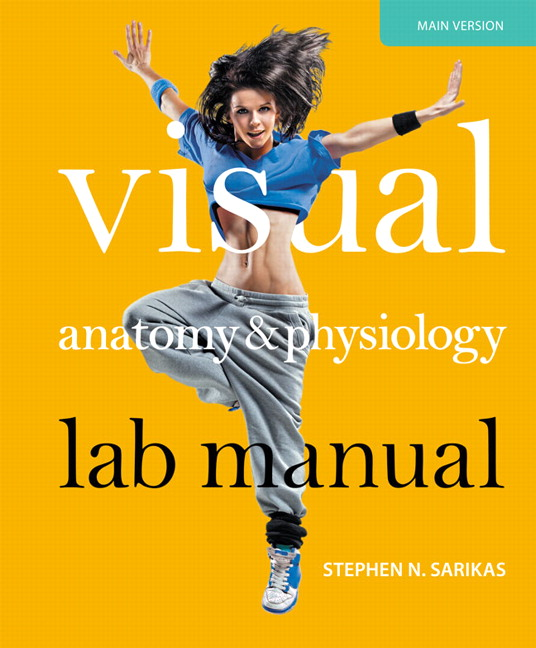 product image for Visual Anatomy & Physiology Lab Manual, Main Version