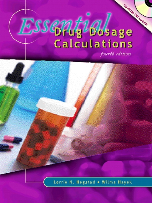 Medication Dosage Calculation Formula