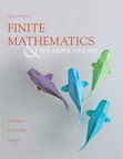 Goldstein/Schneider/Siegel, Finite Mathematics & Its Applications, 10e