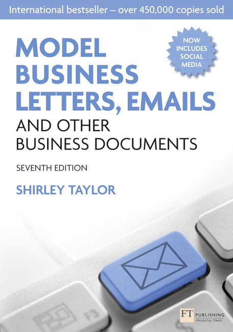 Writing Business Letters Book Pdf  Cover Letter Templates